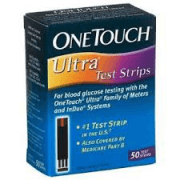 OneTouch Ultra 50 Strisce