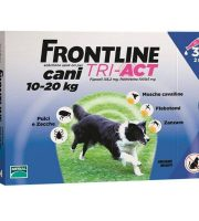 Frontline Tri Act Cani 10-20 kg