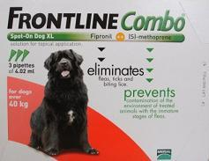 Frontline Combo Cani 40-60 kg